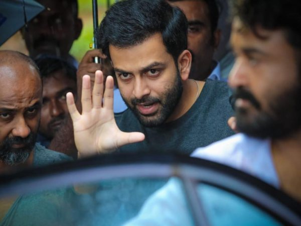 Prithviraj Clears The Air On The Rumours Surrounding Lucifer!