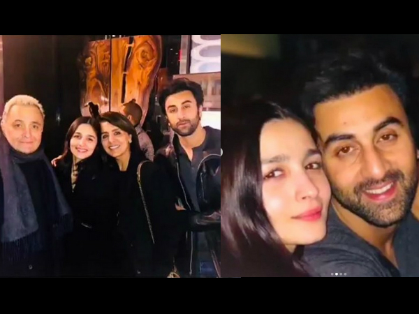 These New Pics From Alia Bhatt's New York Trip To Meet Ranbir Kapoor & His Parents Are Going Viral!
