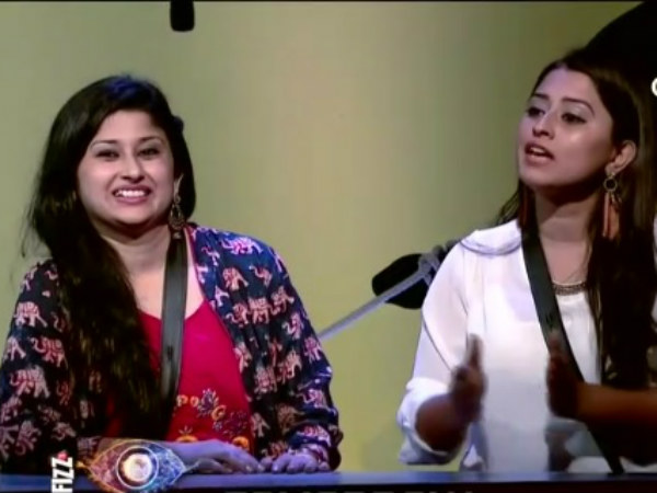 Somi Asks Dipika About Sreesanth