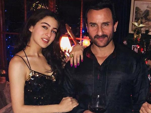 #MeToo: Saif Ali Khan Will Punch Anyone In The Face Who Misbehaves With Daughter Sara Ali Khan