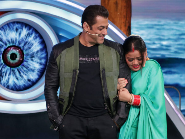 Salman's Cute Expression When Bharti Says He Is Her Husband!
