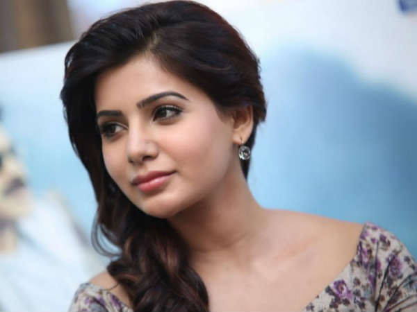 Samantha Akkineni Vouches Her Big Support The Metooindia Movement