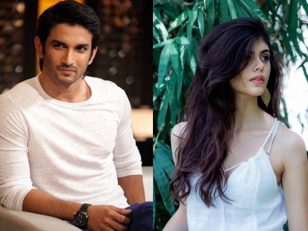 Sushant Singh Rajput Denies Misbehaving With Sanjana Sanghi; Shares Screenshots Of His Chat With Her