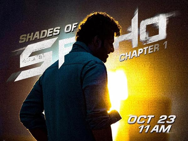 Prabhas Birthday Special: The Shades Of Saaho Video Will Make You Love 'Darling' Even More