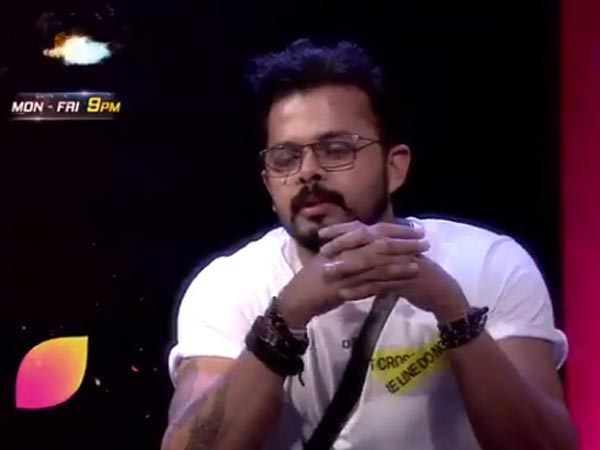 Sreesanth Gets Emotional As His Wife Sends Him A Message