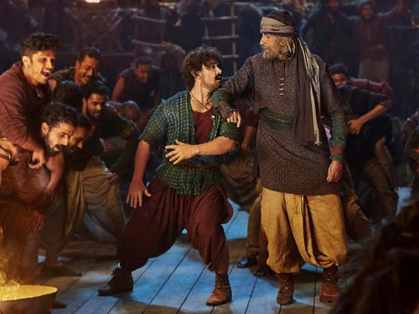 Thugs Of Hindostan Vashmelle Song: Big B & Aamir Khan Get Groovy Together For The First Time