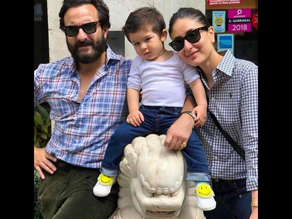 No More Pictures Of Taimur?