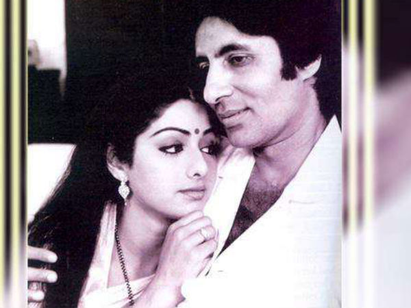 Smita Patil Was Disgusted With Sridevi-Amitabh Bachchan Starrer 'Inquilab'