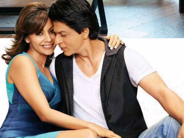 Gauri Reveals Why She Can't Be Mad At SRK