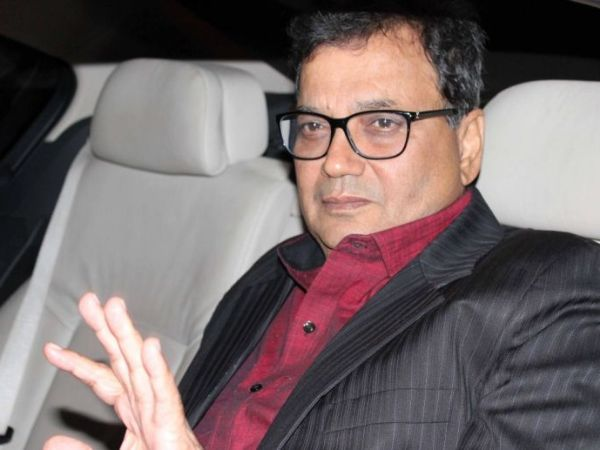 Subhash Ghai Said He Would Be My Mentor, But He Wasn't!