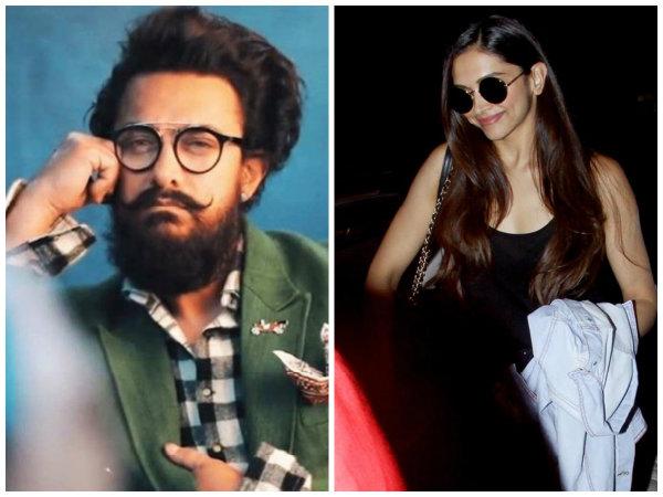 Deepika Padukone & Aamir Khan To Come Together For Mahabharata?