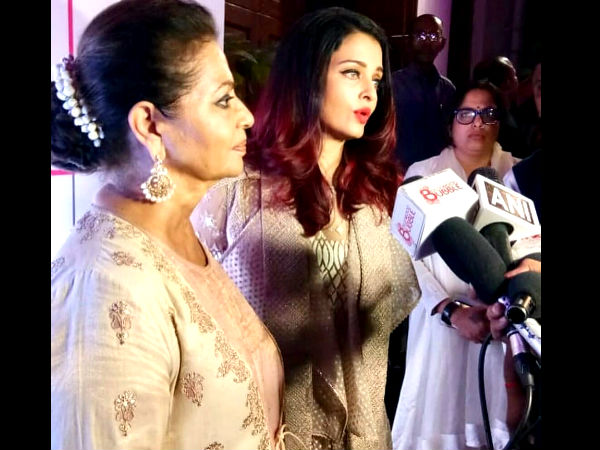 Aishwarya Rai Bachchan Storms Out When Asked About #MeToo; Leaves Everyone Shocked With Her Action