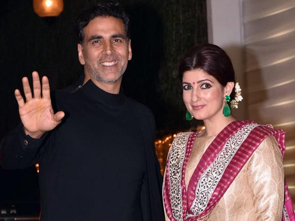 Akshay Kumar & Twinkle Khanna Speak Out!