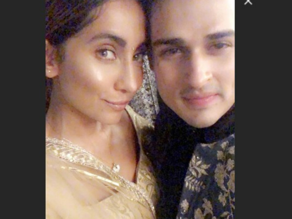 Anusha Snapped With Priyank