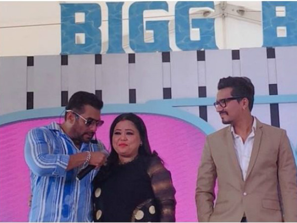 Bharti Is Salman's Hidden Wife!