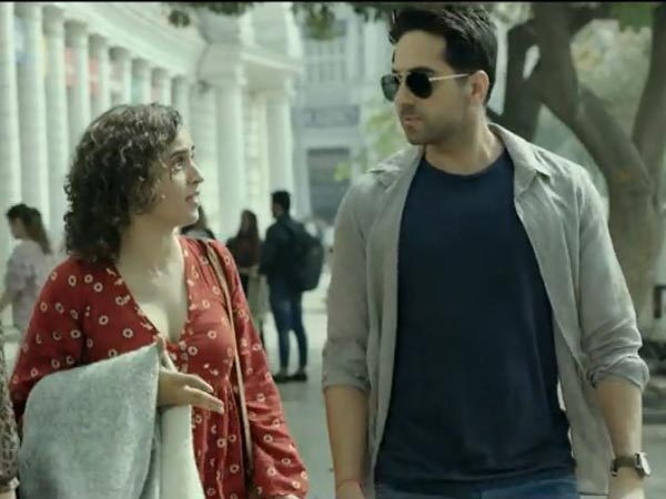 Badhaai Ho Second Day Collection:  Ayushmann Khurrana Film Is On A Winning Streak