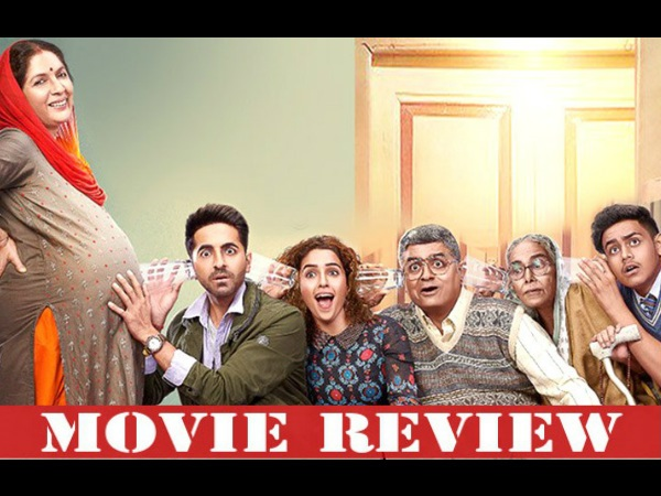 Badhaai Ho Movie Review: This Labour Of Love Leaves Big Imprints On Your Hearts!