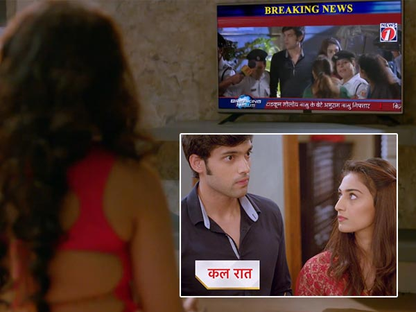 Kasautii Zindagi Kay 2 Spoiler : Anurag's Happy As Prerna Is Single Again ; Komolika Eyes Anurag!
