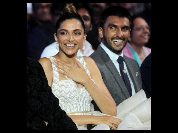 Ranveer-Deepika On The Work Front