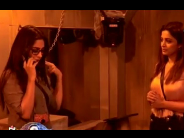 Dipika Asks Jasleen To Chop Her Hair!
