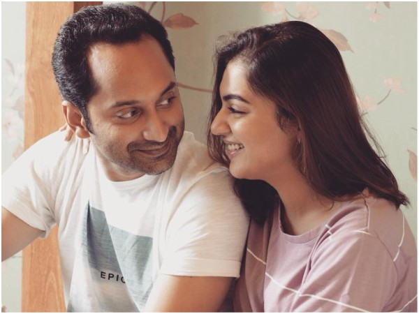 Nazriya Nazim Will Next Be Seen In Fahadh Faasils Much-awaited Movie!