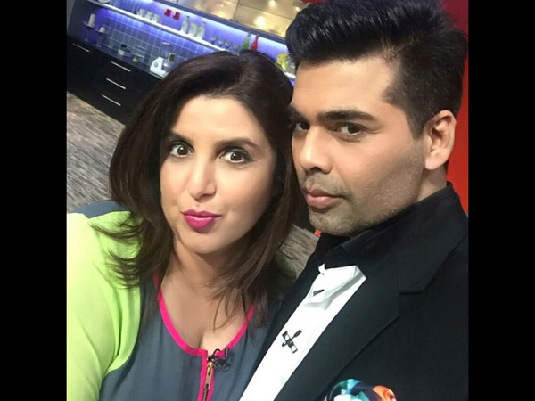Karan Johar & Farah Khan Have Been Invited To The Wedding As Well!