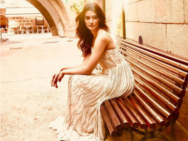 Kriti Sanon On The Misuse Of #MeToo: Says One Fake Account Can Malign Someone's Name And Career