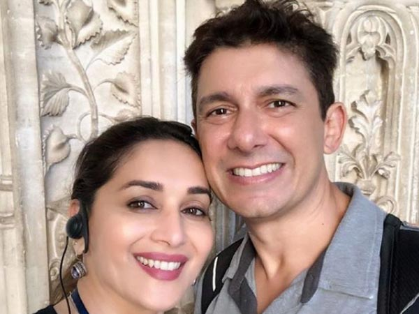 Madhuri Dixit & Sriram Madhav Nene Celebrate Their 19th Wedding Anniversary!