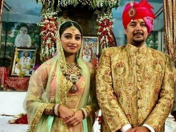 Yeh Rishta Kya Kehlata Hai's Kriti Aka Mohena Singh Is Engaged; To Tie The Knot In December!