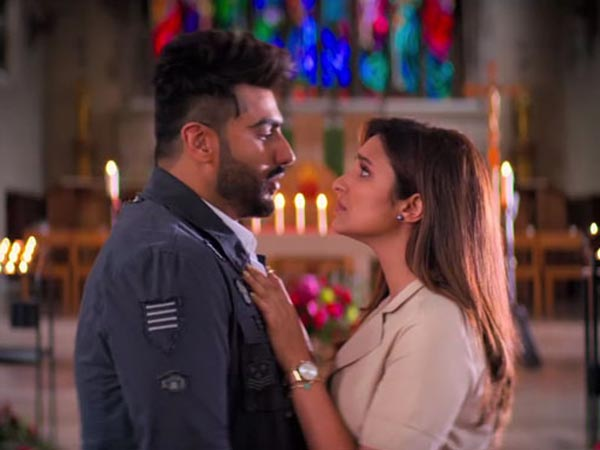 Namaste England Second Day Collection:  Arjun Kapoor- Parineeti Starrer Mints Rs. 2 Crores