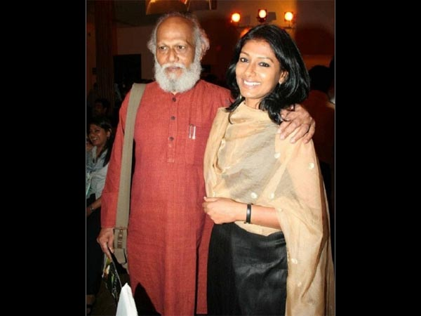 Nandita Das' Father Jatin Das Accused Of Sexual Harassment: 'He Attempted To Grab Me' 14 Years Ago!