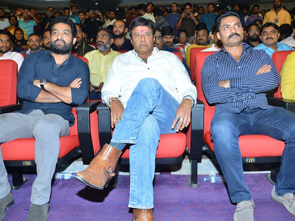 Aravinda Sametha Success Meet: Balakrishna-Jr NTR- NKR  Come Together For A Special Event