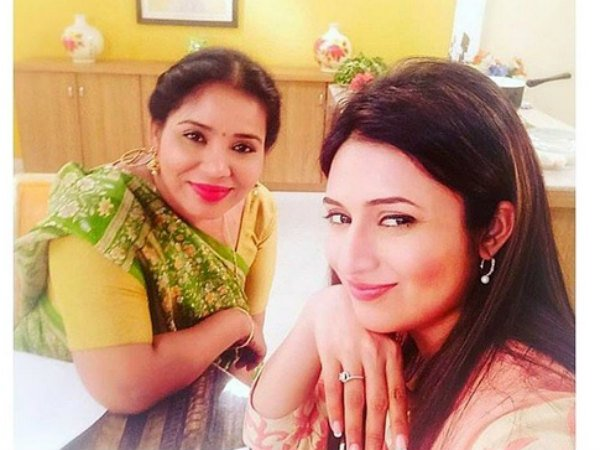 Divyanka Further Wrote
