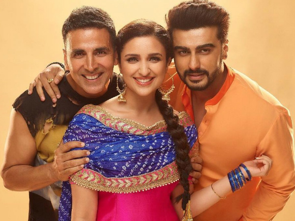 Akshay Kumar Has A Special Message For Team Namaste England