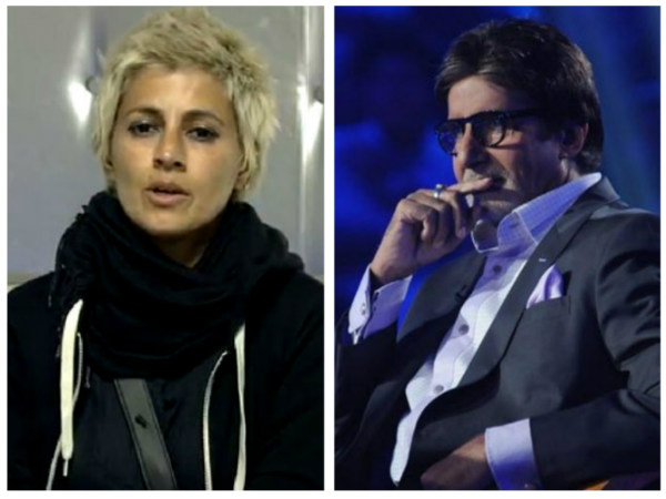 Sapna Bhavnani Warns Amitabh Bachchan; Says His Truth Will Come Out Soon! #MeToo