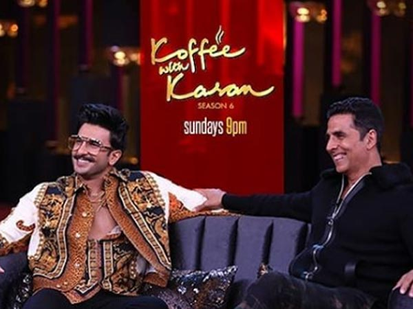 Koffee With Karan 6: Ranveer Singh Tells Akshay Kumar To Keep His Outfit Ready For The Wedding!