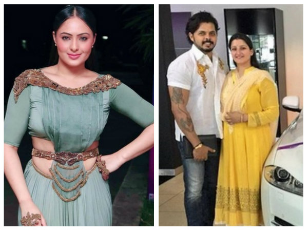 Was Sreesanth Two-timing His Wife Before Wedding?