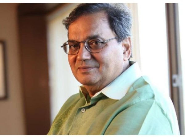 Subhash Ghai Kissed Me Forcefully
