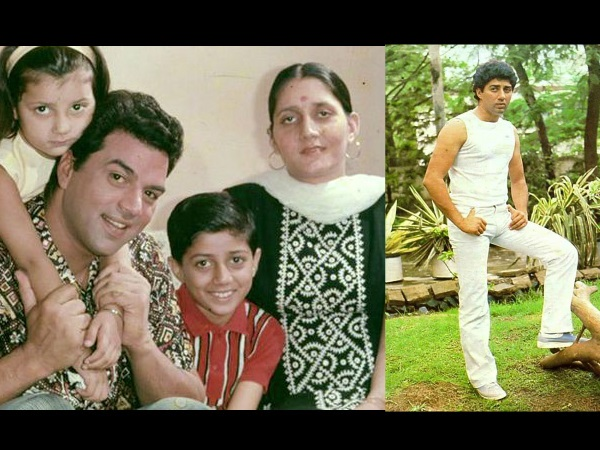 Happy Birthday Sunny Deol: Knowing The Man Beyond 'Dhai Kilo Ka Haath'!