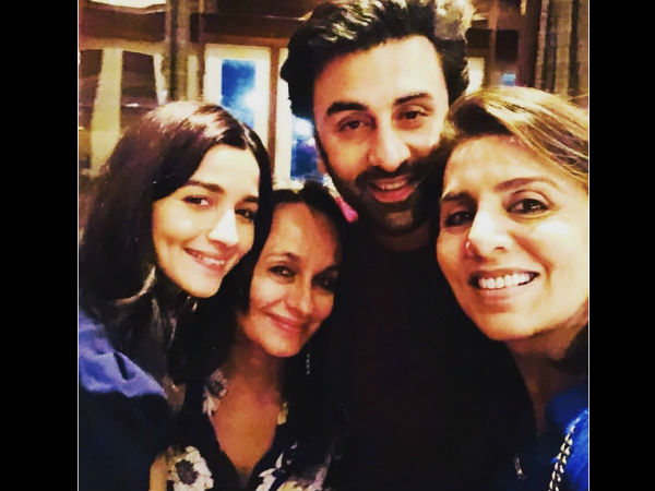 Meanwhile, Alia-Ranbir Are Going All Strong In Their Relationship
