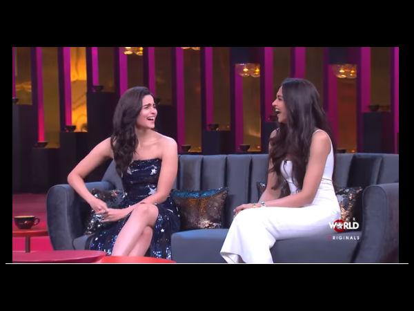 Koffee With Karan 6 Promo: Deepika Padukone & Alia Bhatt Open The Show; Karan Embraces Girl Power!