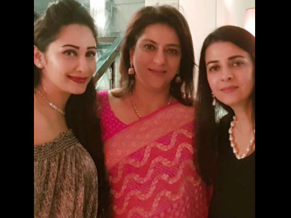 Sanjay On Priya & Namrata Not Accepting Maanayata As Their Sister-in-law