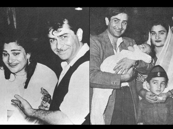 Raj Kapoor Loved Krishna Raj Deeply