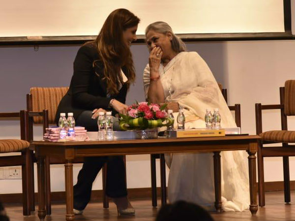 Jaya Bachchan On Shweta