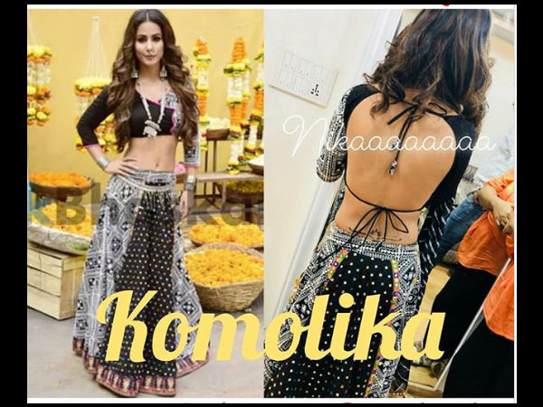 Hina Khan's Look As Komolika Finally REVEALED! This Is What Hina Has To Say About Her Role In KZK 2!