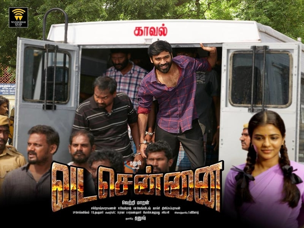 Vada Chennai FIRST REVIEW Is Out; This Dhanush Movie Is A Class Apart!