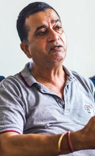 #MeToo: Sham Kaushal Accused Of Sexual Misconduct