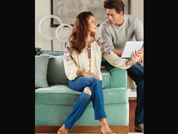 Did You Know Gauri Has Never Gifted SRK Anything?