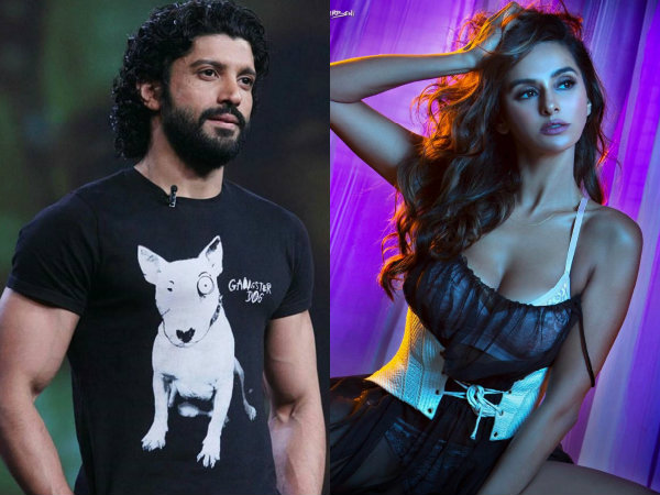 Shibani Dandekar Supports Alleged Beau Farhan Akhtar: He's Not Aware Of Sajid Khan's Predatory Ways!