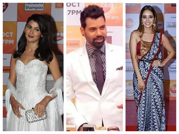 Zee Rishtey Awards 2018: Sriti-Shabbir, Zain-Jasmin, Asha Negi & Others Rock The Red Carpet